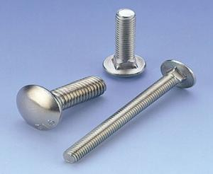 DIN603 Round Head Square Neck Bolt