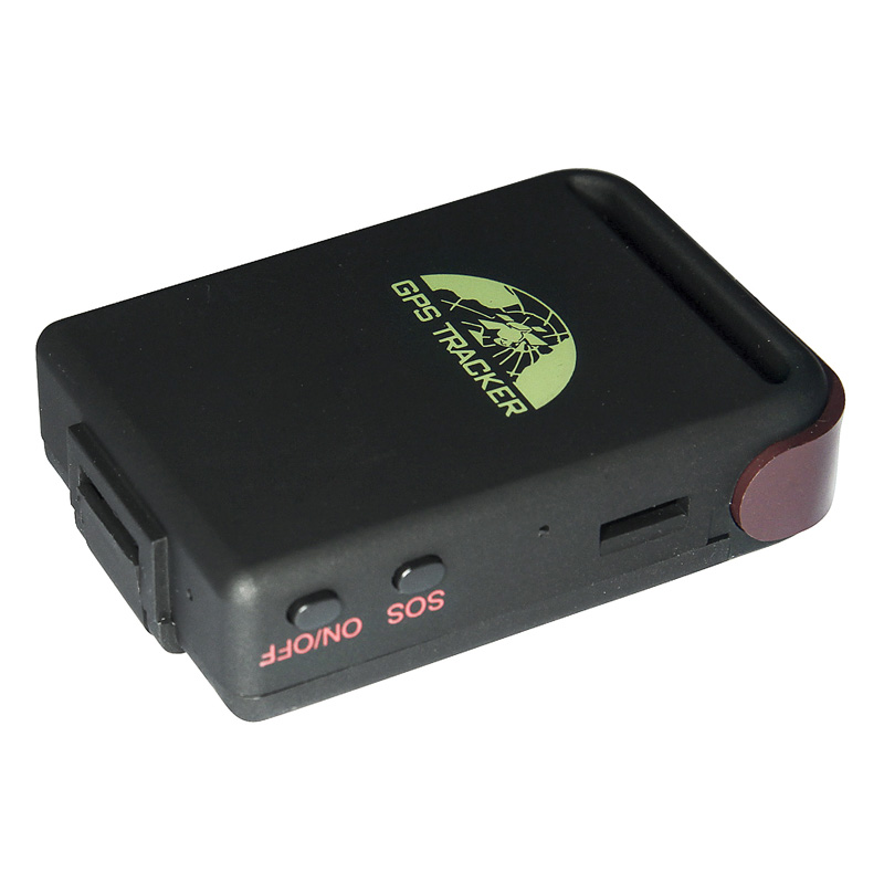 GPS vehicle tracker GPS102