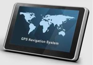 TFT Colour 7 Inch HD Touch Screen Car GPS