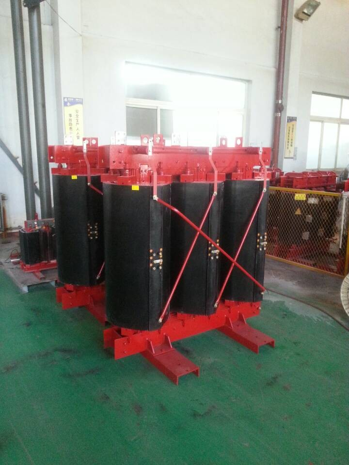 Cast resin dry type transformer 10-35kV