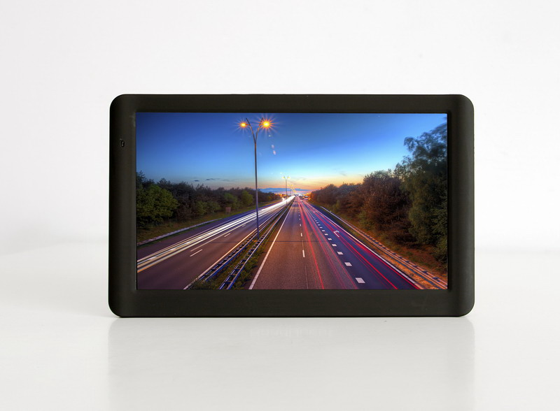 GPS Navigation with 7 Inch HD Screen and 256MB SDRAM