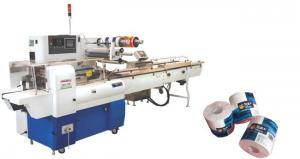 Full Automatic Toilet Paper Roll Packing Machine