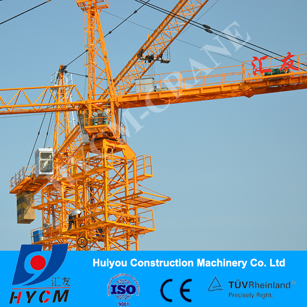 TC6024 HYCM Tower Crane