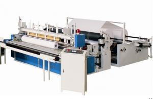Industrial Roll Small Rolled Paper Production Line