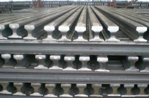 Hot Rolled Light Steel Rail with High Quality 55Q