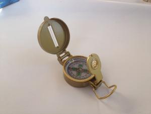 Army or military compass 3A