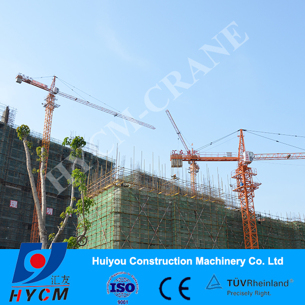 TC6010 Topkit Tower Crane