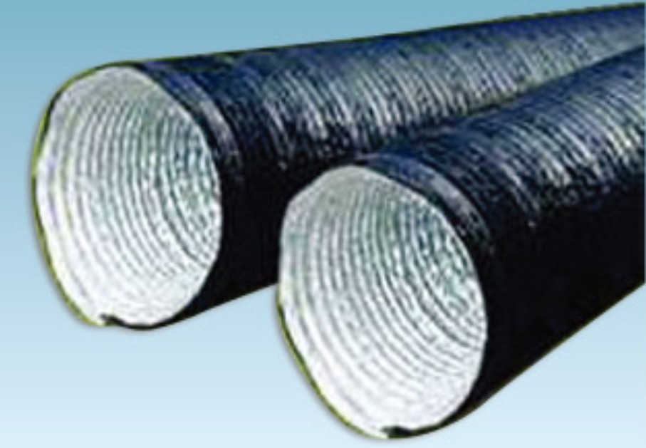Combined PVC Flexible Duct