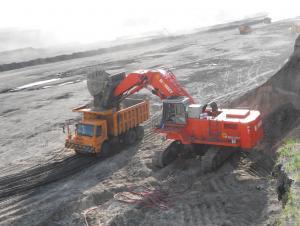 Electro-hydraulic excavatorCED1000-7