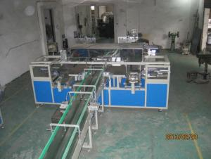 Automatic toilet paper multi rolls packaging machine for two layers