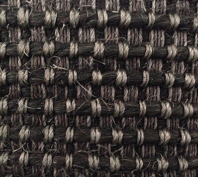 Black Grey Natural Sisal Carpets