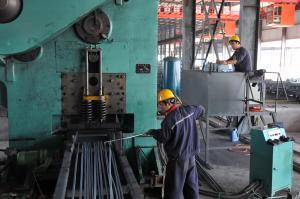 HR Steel Deformed Rebar ASTM Standard