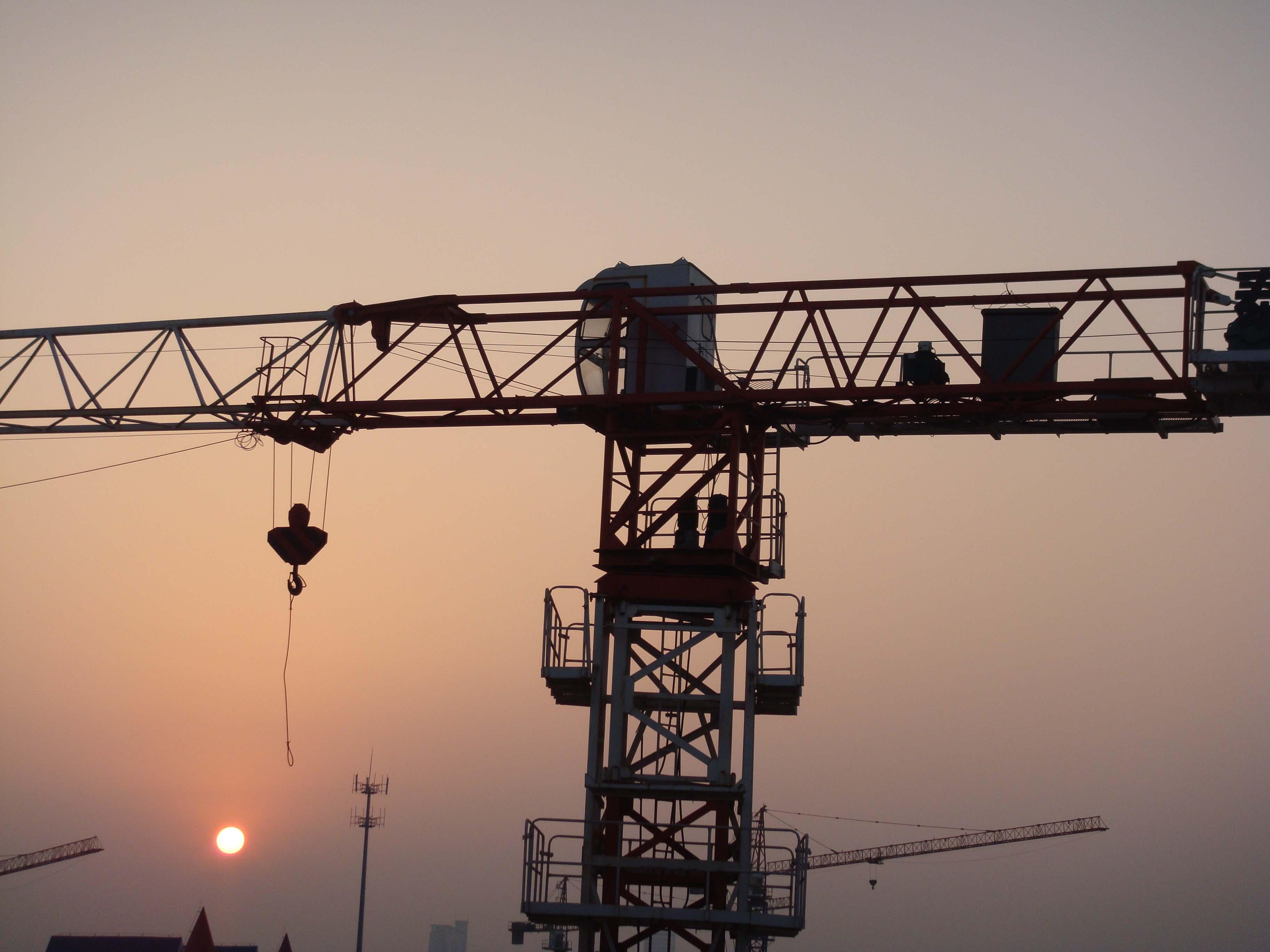 Schoner Brand Topless Tower Crane SLP6016