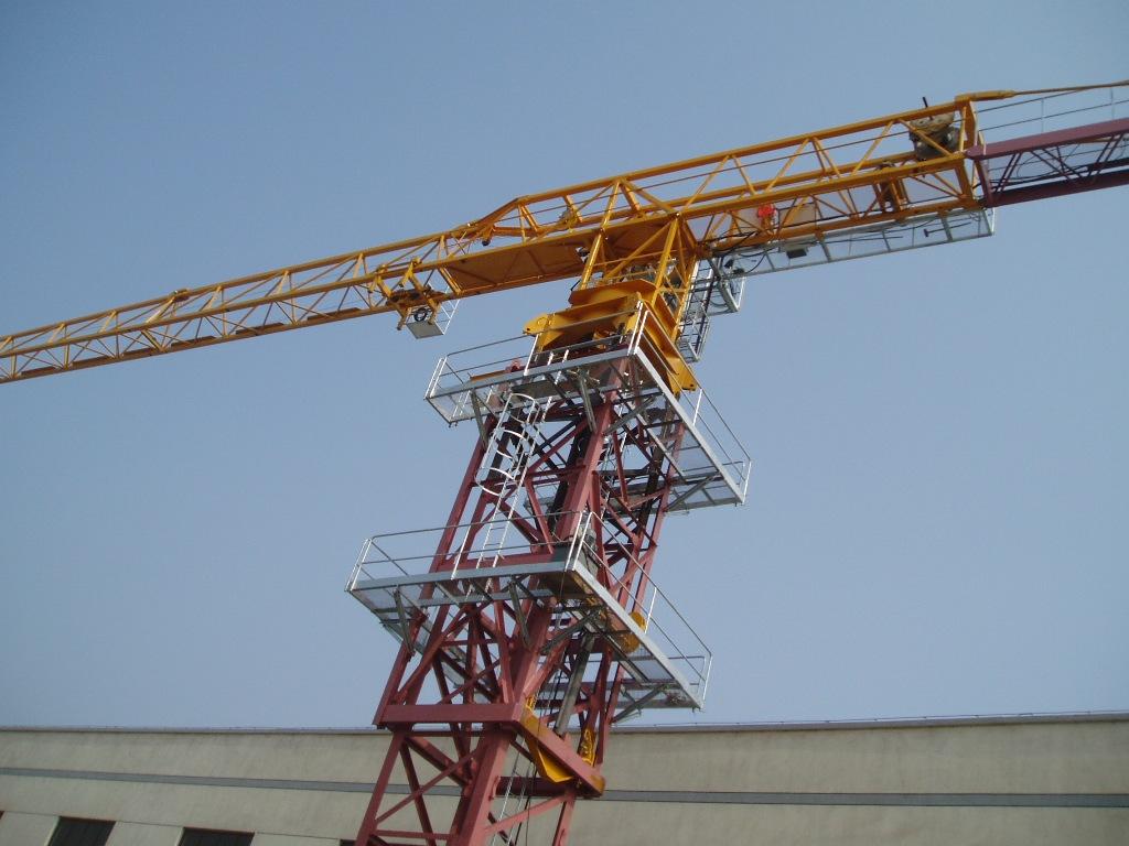 SCHONER BRAND TOPLESS TOWER CRANE SLP6020