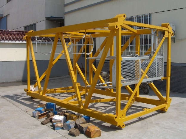 MAST SECTION FOR TOWER CRANE-2.3X2.3X4.14m