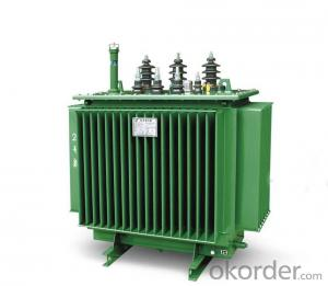 SBH-15 Hermetically-sealed oil-immersed amorphous alloy distribution transformer