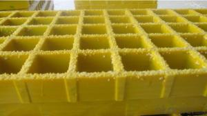 Frp Gritted Grating