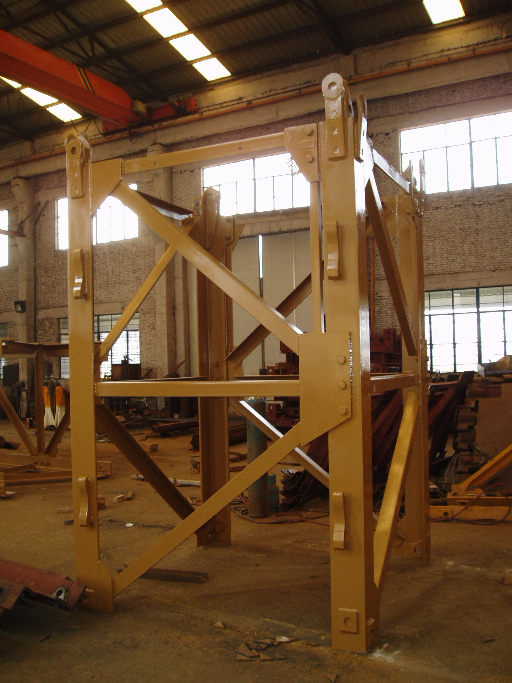 L68A1 MAST SECTION FOR TOWER CRANE