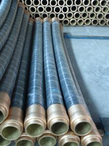 Concrete Pump Rubber End Hose DN125 with Stable Performance