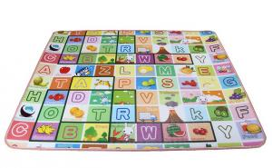 EPE, XPE 180X120X0.5cm single-sided kids foam mat
