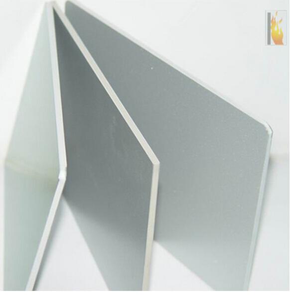 PVDF Aluminum Composite Sheets Building Materials