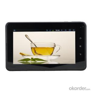 SEVEN inch phone tablet with sim card slot L520