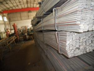 Hot Rolled Steel Flat Bars for Construction