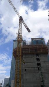 ZHONGLIAN BRAND TOWER CRANE SL6024