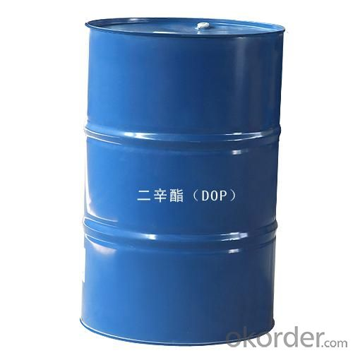 DOP Transparent oil for PVC Pipes polymer