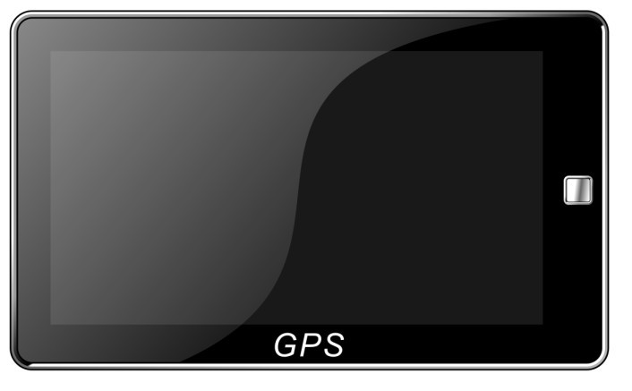 Seven Inch Screen Size and Automotive Use GPS Navigation