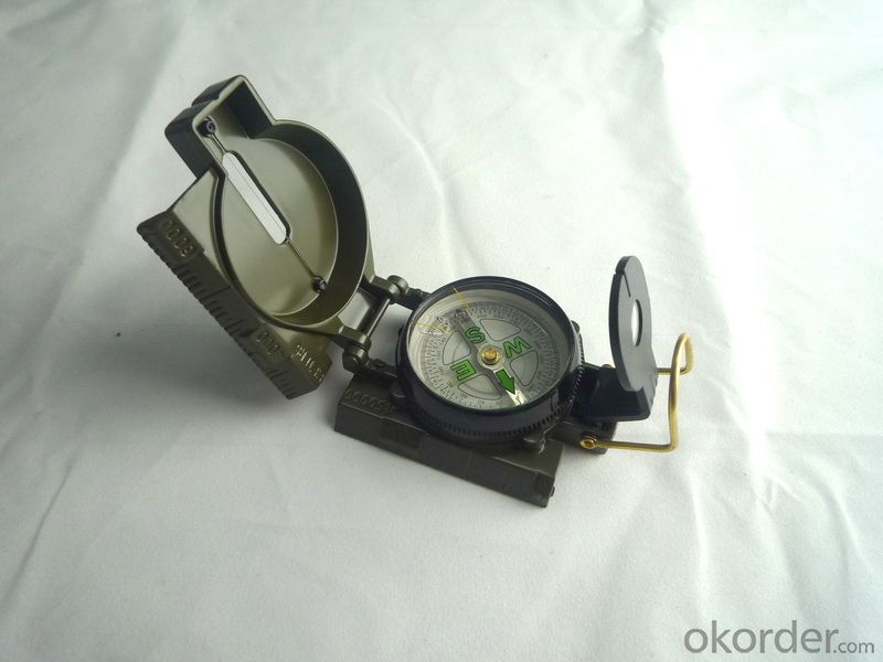 Portable Army or Military Direction Compass DC45-2B