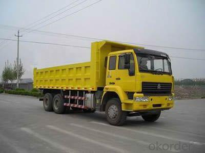 GOLDEN PRINCE DUMP TRUCK 290HP, 6X4