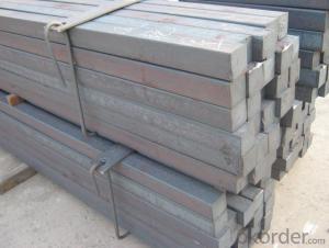 high quality square steel bar