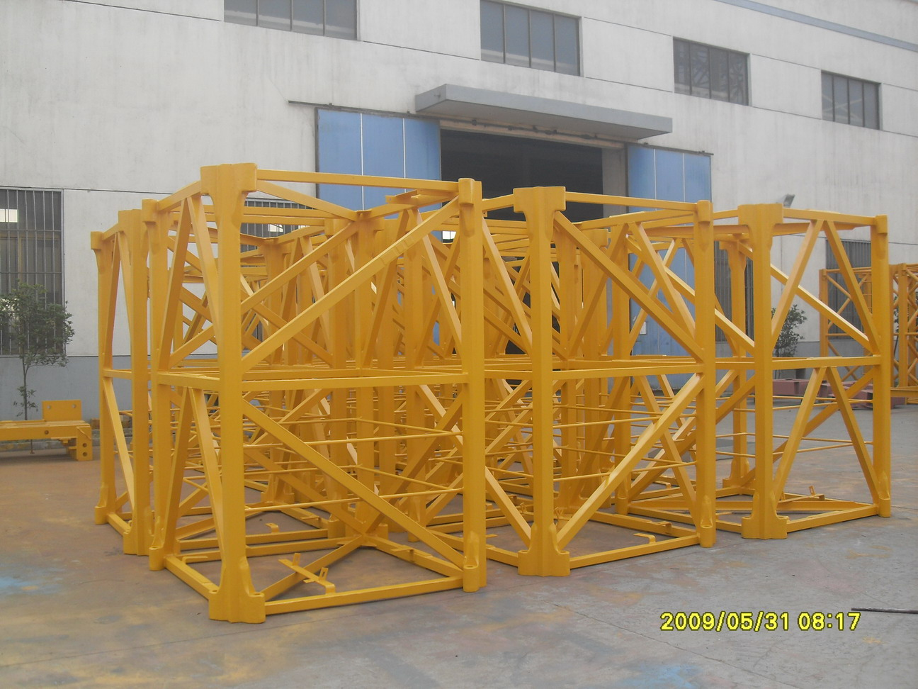 MAST SECTION FOR TOWER CRANE-1.8X1.8X2.5m