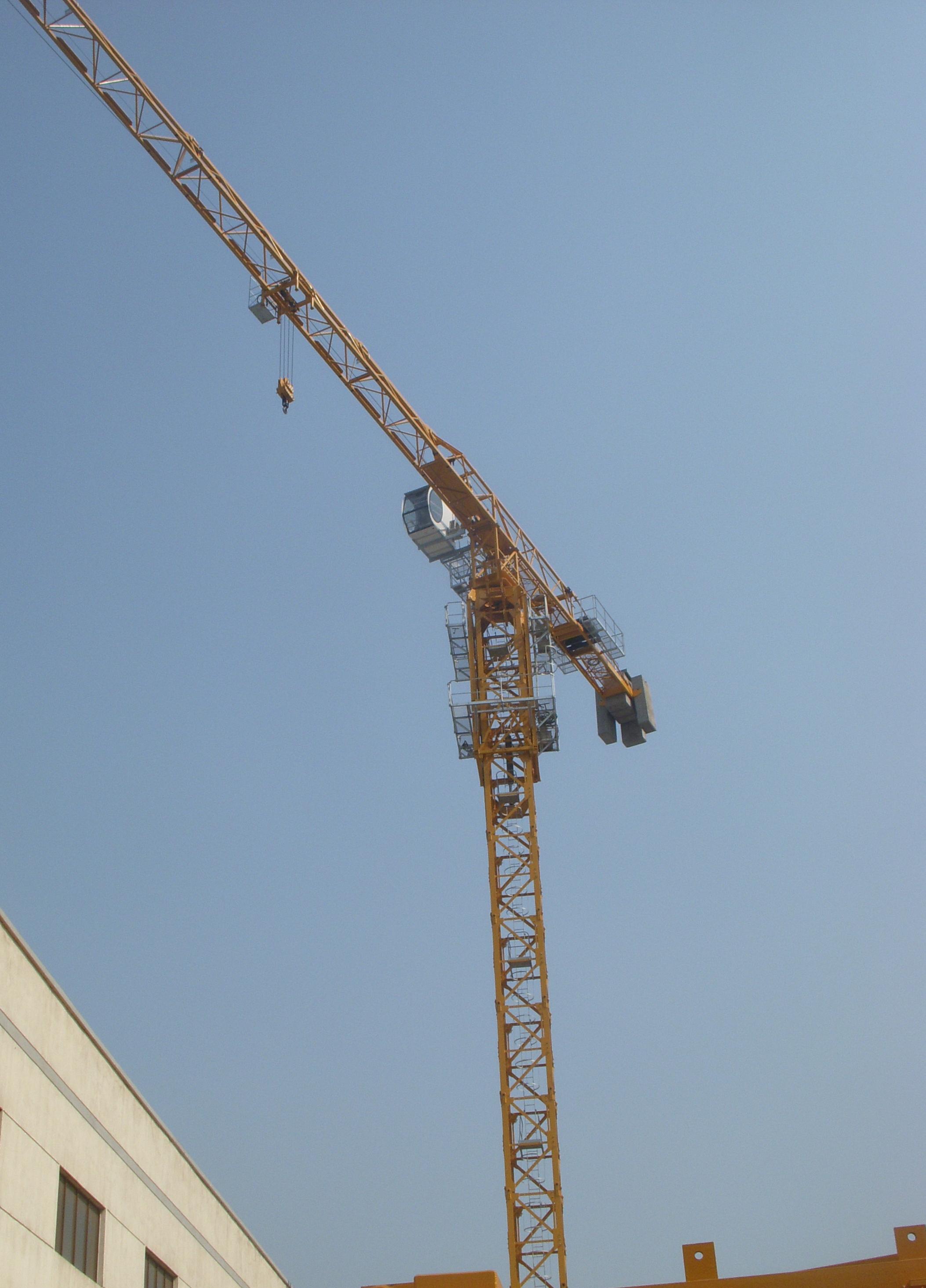Schoner Brand Topless Tower Crane SLP5510