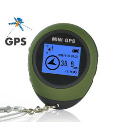 Mini GPS location receiverL007