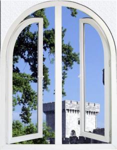 China supplier of pvc doors windows