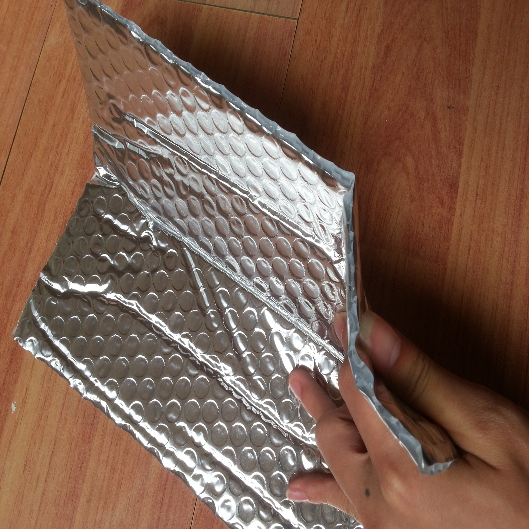 building construction bubble wrap aluminum foil heat insulation material heat insulation material