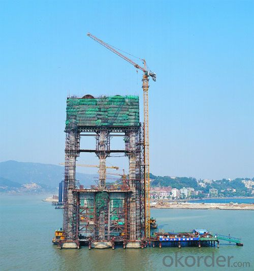 Potain Tower Crane--MC200A