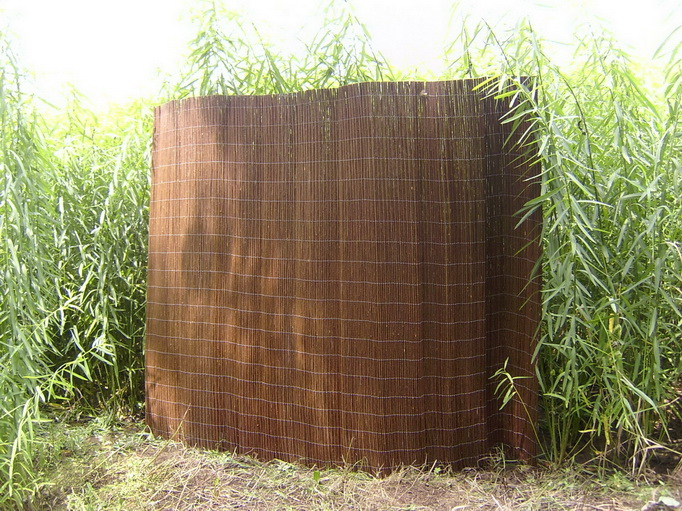 WILLOW FENCE NATURAL GARDEN PRIVACY CHEAP