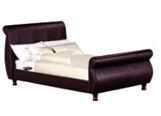 UKFR Faux Leather PU Bed CM-LBD51