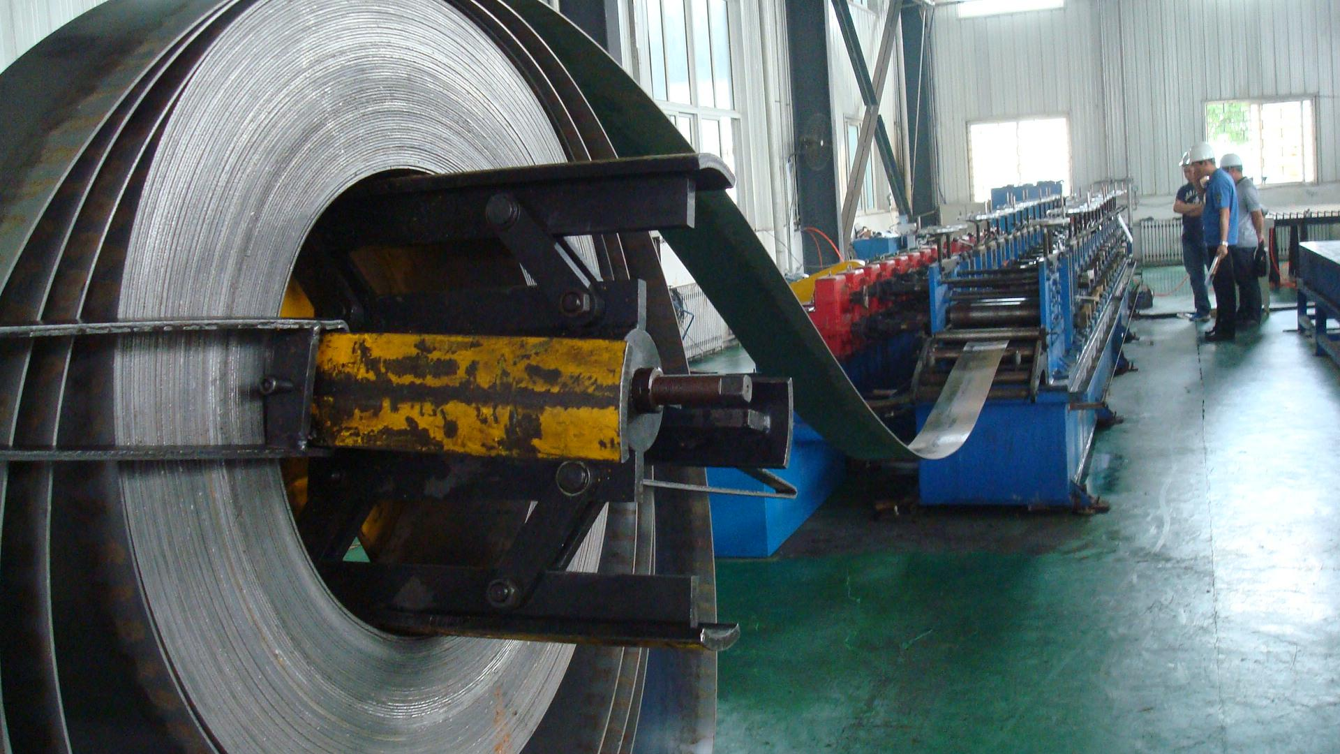Z section  machine and offer  high quality   Z profile manufacturer