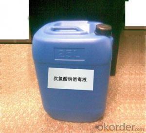 Sodium Hypochlorite  Applied In Bleach Flax
