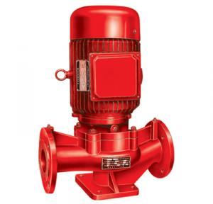 Vertical Stage Fire Pump