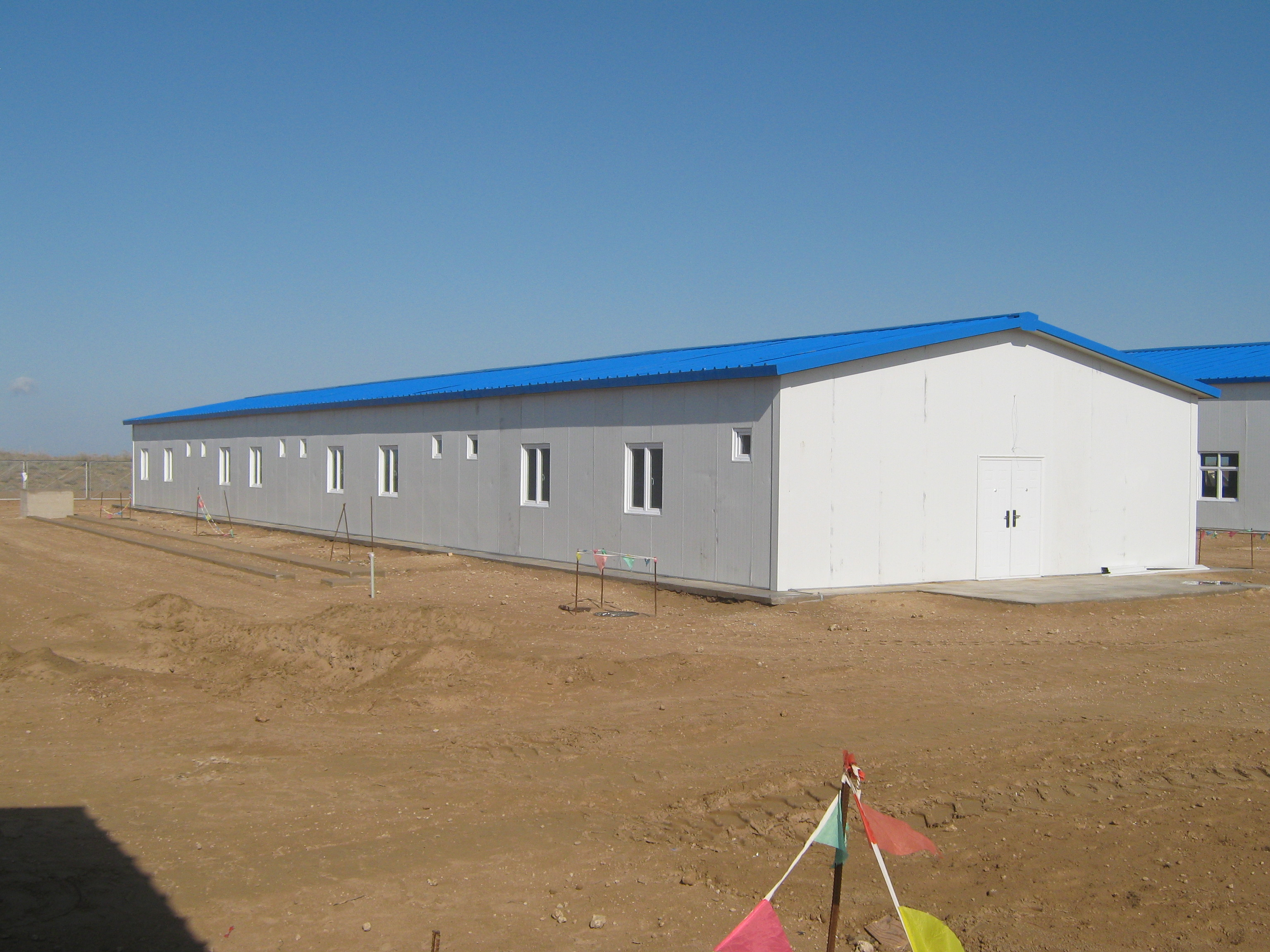 Sandwich Panel House TA Type High Quality