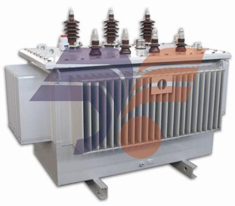 SH15-M Amorphous Alloy Oil-immersed Transformer