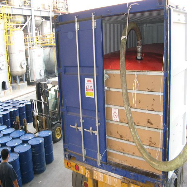 DOP no odor transparent factory off SGS BV CIQ certified