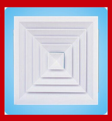 Square Ceiling Diffusers For USA Canada market
