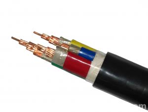 Cu core Low-smoke&Halogen PVC Insulated Armoured Power Cable