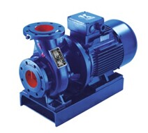 KQW series Horizontal single-stage single-suction centrifugal pump